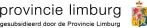 Logo Prov Limburg gesubsidieerd door (kleur)